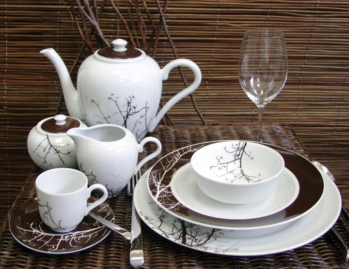 & Porcel Tree Dinnerware | Gracious Style