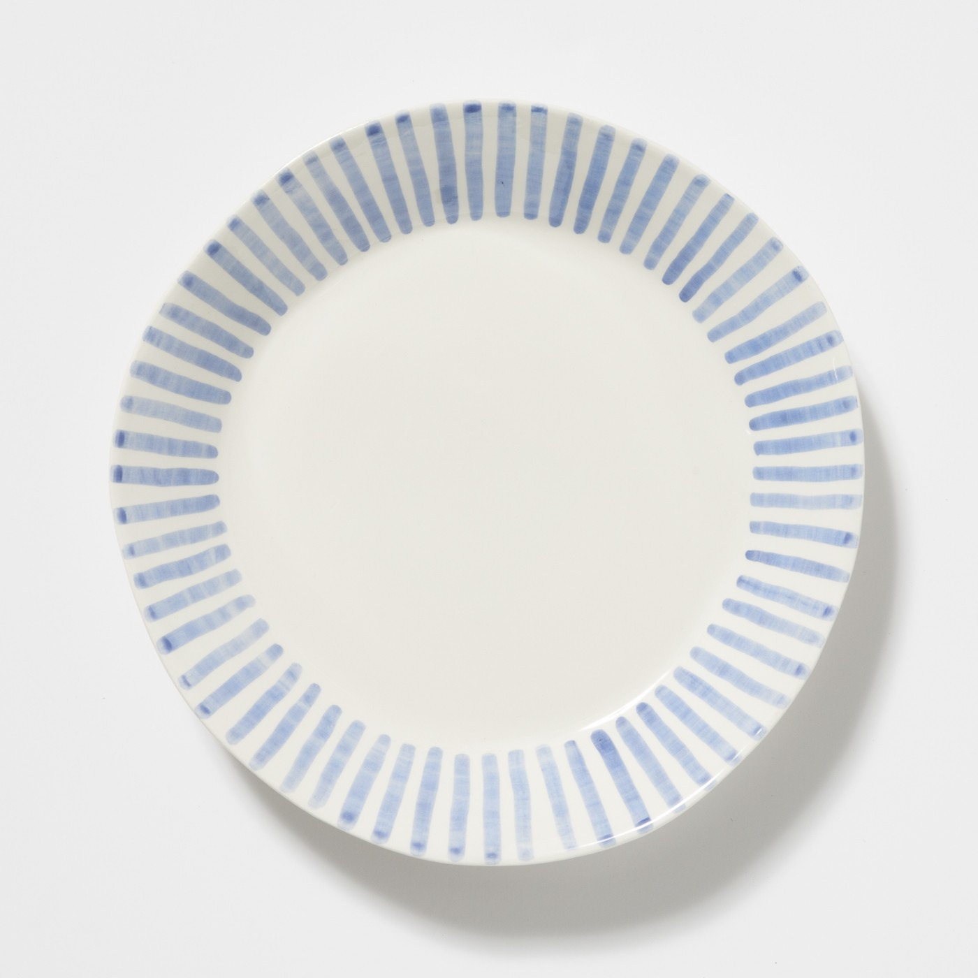 Modello Dinner Plate - 10.75 in. d 1.5 in. h  sc 1 st  Gracious Style : patterned dinnerware - Pezcame.Com