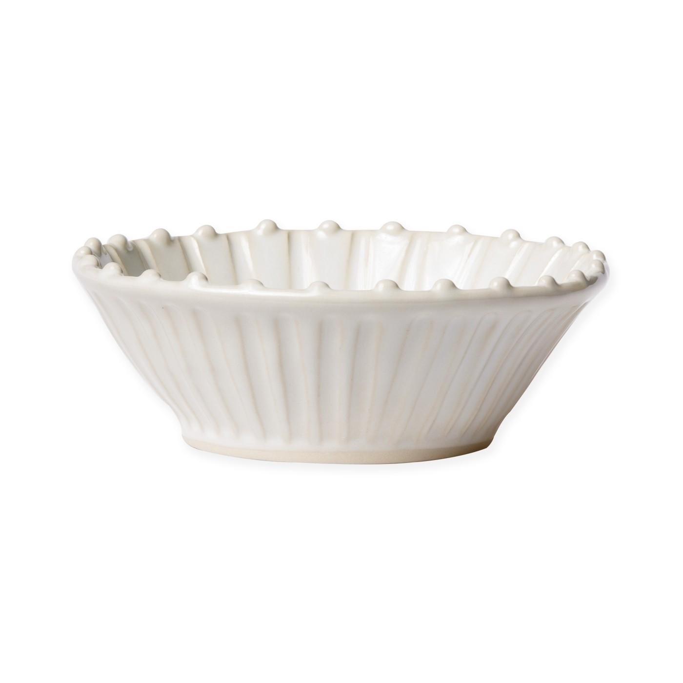 Incanto Stone Linen Stripe Cereal Bowl - 6.75 in. d 2.25 in. h  sc 1 st  Gracious Style & Vietri Stripe Dinnerware | Gracious Style