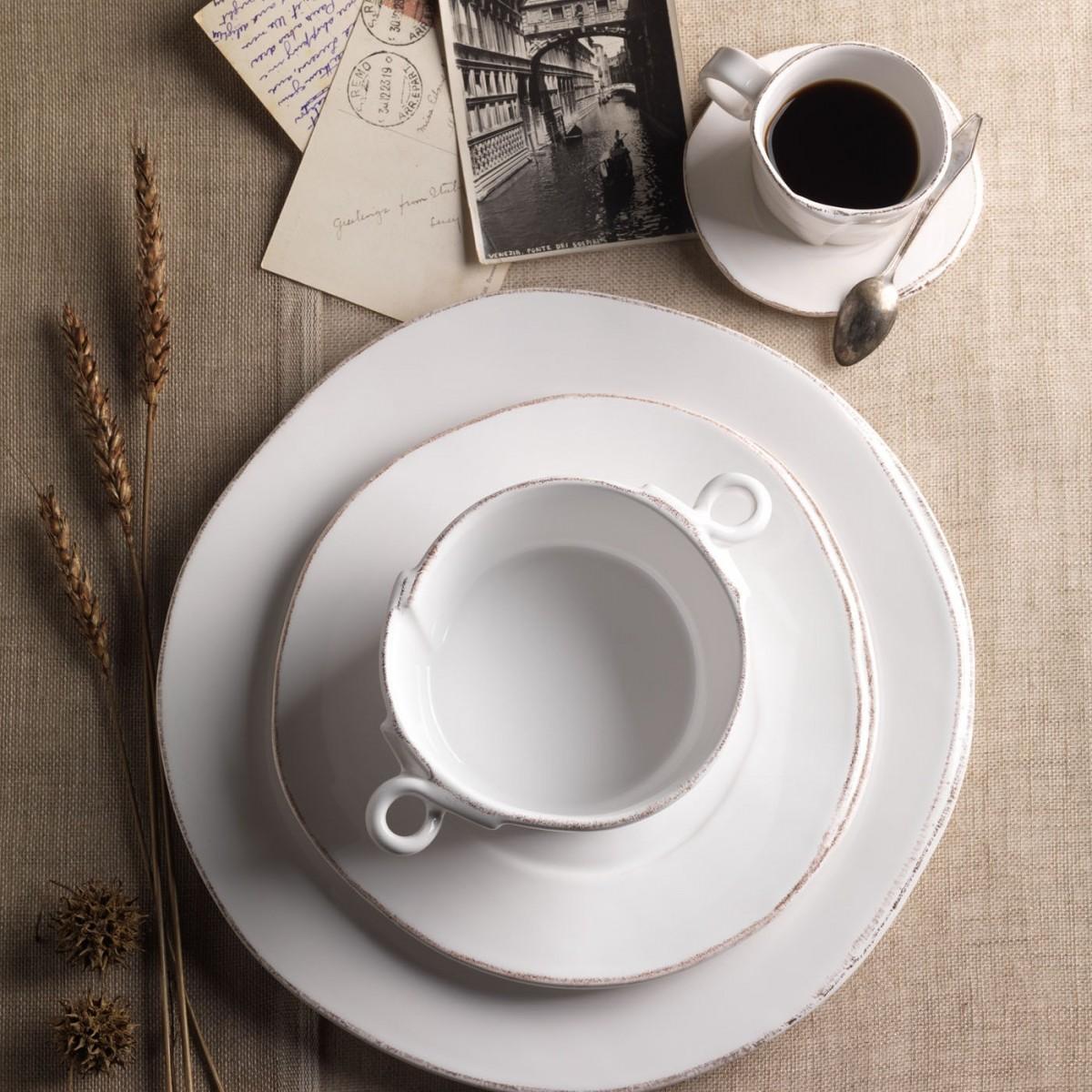 Lastra Dinnerware from Vietri