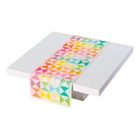 Origami Multico Runner 19x59 | Gracious Style