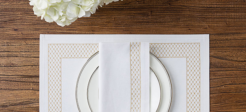 waterford fine table linens | gracious style