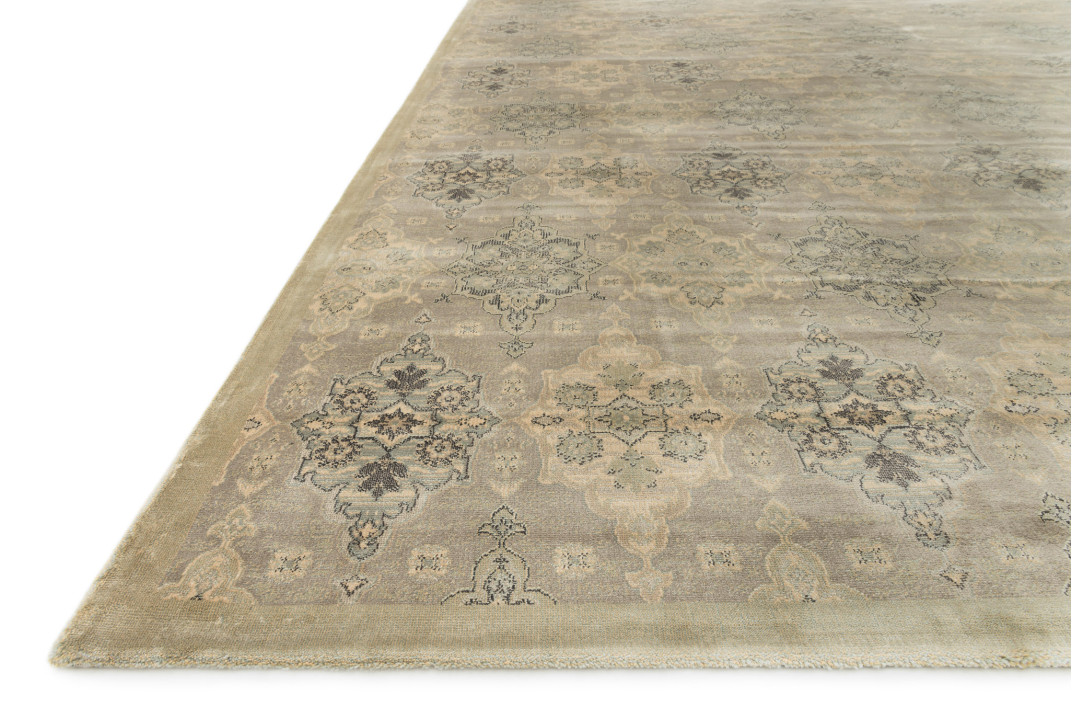 Loloi Nyla Ny 09 Taupe Gold 12 0 Quot X 15 0 Quot Rug Gracious