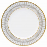 Arcades Grey/Gold Dinnerware
