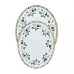 Imperatrice Eugenie Oval Dish 15.75 in