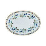 Imperatrice Eugenie Pickle Dish 9.25 in, Small