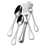 Lyrique Stainless Flatware