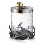 Olive Branch Canisters, Small