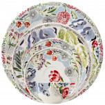 Flora Dinnerware