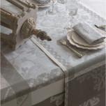 Azulejos Grey Table Linens