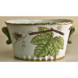 Giftware Butterfly Cachepot 3.5 in High