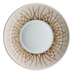 Hemisphere Toundra Fall Bread & Butter Plate 6 in Round
