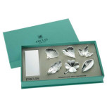 Leaves Placecard Holders, Six