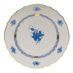 Chinese Bouquet Dinnerware - Blue