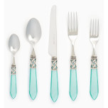 Aladdin Antique Aqua Flatware