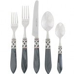 Aladdin Antique Charcoal Flatware