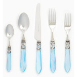 Aladdin Antique Light Blue Flatware