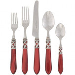 Aladdin Antique Red Flatware