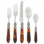 Aladdin Antique Tortoiseshell Flatware