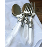 Aladdin Antique Clear Flatware