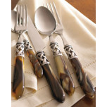 Aladdin Antique Horn Flatware