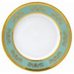 Diplomate Turquoise Dinnerware (Special Order)