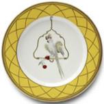Les Perroquets (Parrots) Dinnerware | Gracious Style