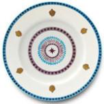 Agra Blue Dinnerware | Gracious Style