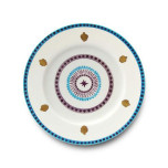 Agra Blue Dinnerware