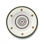 Agra Green Dinnerware