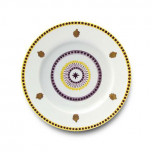 Agra Yellow Dinnerware