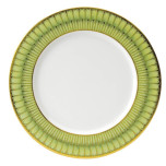 Arcades Green Dinnerware