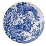 Aves Blue Dinnerware