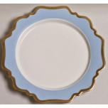 Anna's Palette Sky Blue Dinnerware