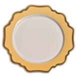 Anna's Palette Sunburst Yellow Dinnerware