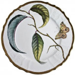 Antique Forest Leaves Dinnerware | Gracious Style
