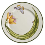 Butterfly Floral Dinnerware
