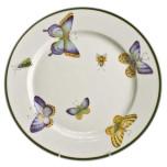 Butterfly Green Dinnerware