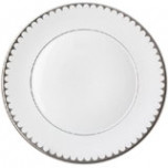 Aegean Filet Platinum Dinnerware | Gracious Style