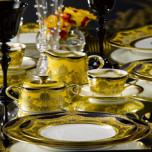 Amber Palace Dinnerware
