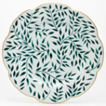 Olivier Green Dinnerware | Gracious Style