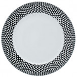 Royal Limoges Black Diamonds Dinnerware | Gracious Style