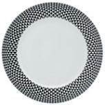 Black Diamonds Dinnerware | Gracious Style