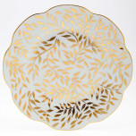 Olivier Gold Dinnerware | Gracious Style