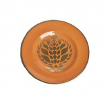 Bristol Belle Orange Dinnerware