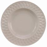 Philippe Deshoulieres Louisiane Taupe Dinnerware | Gracious Style