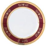 Orsay Red Dinnerware