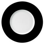 Seychelles Black Dinnerware