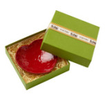Bellezza Tomato Red Heart Dish | Gracious Style