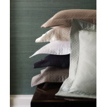Bari Diamond Pique Egyptian Cotton Coverlet